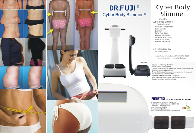 Dr Fuji Cyber Body Slimmer In Hilton Head Sc